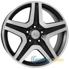 Купить WSP ITALY MIYAGI DULL BLACK FULL POLISHED W775 R20 W9.5 PCD5x130 ET50 DIA84.1