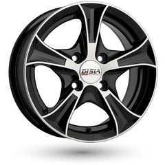 Купить DISLA Luxury 406 FS R14 W6 PCD4x100 ET37 DIA67.1