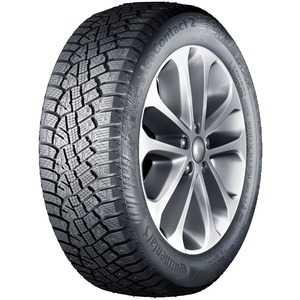 Купить Зимняя шина CONTINENTAL ContiIceContact 2 255/40R19 100T (Шип)