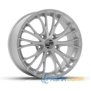 Купить MAK RENNEN Silver R20 W10 PCD5x112 ET19 DIA66.45