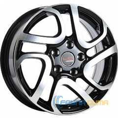Купить REPLICA LegeArtis Concept RN507 BKF R17 W6.5 PCD5x114.3 ET40 HUB66.1