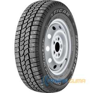 Купить Зимняя шина TIGAR CargoSpeed Winter 205/75R16C 110/108R (Шип)
