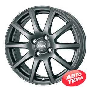 Купить RIAL Milano Titanium R15 W6.5 PCD4x108 ET25 DIA65.1