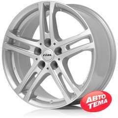 Купить RIAL BAVARO Polar Silver R16 W6.5 PCD5x114.3 ET50 DIA70.1