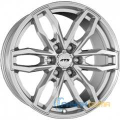 Купить ATS Temperament Royal Silver R20 W9.5 PCD5x150 ET52 DIA110.1