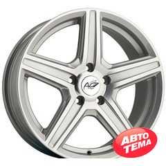 Купить Легковой диск ANGEL Scorpio 704 S R17 W7.5 PCD5x108 ET35 DIA67.1