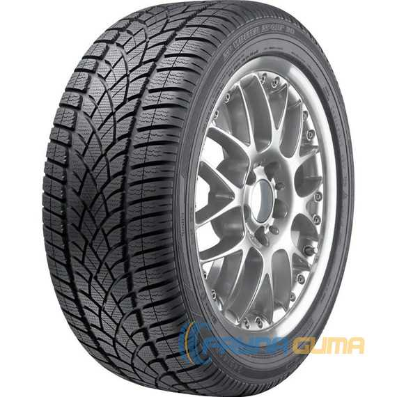 Зимняя шина DUNLOP SP Winter Sport 3D -