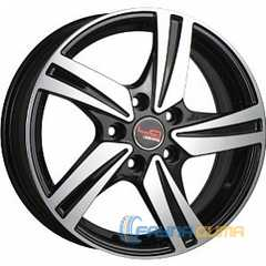 Купить REPLICA LegeArtis Concept RN526 BKF R16 W6.5 PCD4x100 ET36 HUB60.1