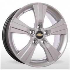 Купить Легковой диск STORM YQR-019 Silver R15 W6.5 PCD5x105 ET39 DIA56.6
