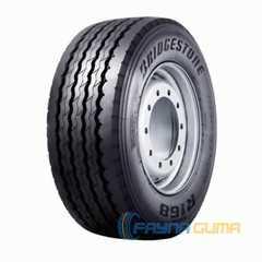 Купить Грузовая шина BRIDGESTONE R168 Plus (прицепная) 385/65R22.5 160K
