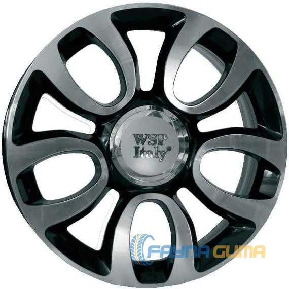 Легковой диск WSP ITALY ERCOLANO W167 GLOSSY BLACK POLISHED -