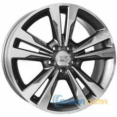 Купить WSP ITALY APOLLO W772 ANTHRACITE POLISHED R17 W8 PCD5x112 ET48 DIA66.6