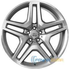 Купить WSP ITALY ISCHIA W774 SILVER POLISHED R20 W8.5 PCD5x112 ET53 DIA66.6