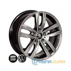 Купить ZW D7004 HB R15 W6.5 PCD5x112 ET42 DIA57.1