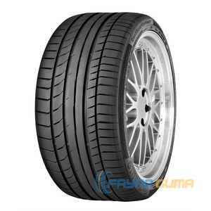Купить Летняя шина CONTINENTAL ContiSportContact 5P 315/30R21 105Y