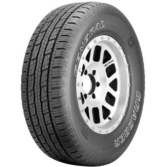 Купить Всесезонная шина GENERAL GRABBER HTS60 265/65R17 112T
