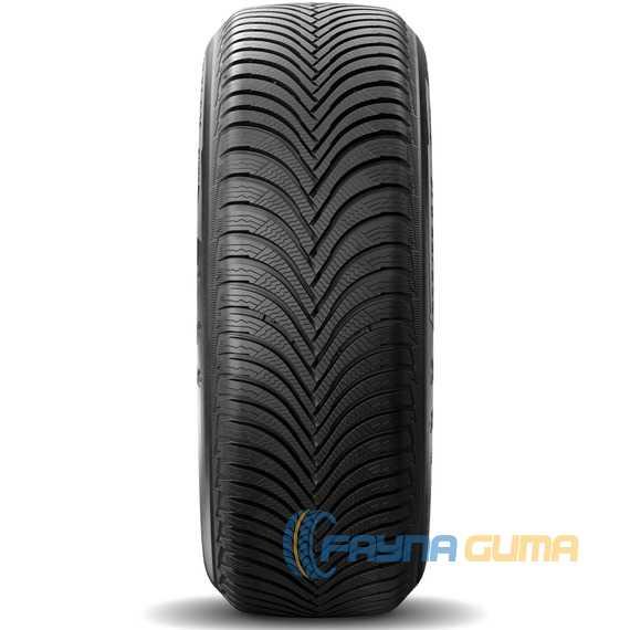 Зимняя шина MICHELIN Alpin A5 -
