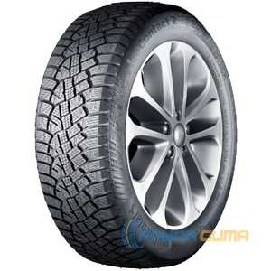 Купить Зимняя шина CONTINENTAL ContiIceContact 2 265/50R19 110T SUV (Шип)
