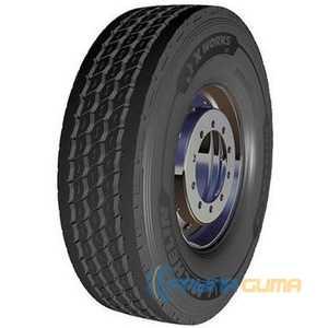 Купить Грузовая шина MICHELIN X WORKS HD Z 315/80R22.5 156/150K