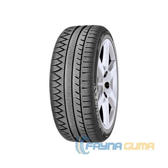 Зимняя шина MICHELIN Pilot Alpin PA3 -