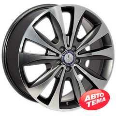 Купить Легковой диск REPLICA MERCEDES TL0444ND GMF R20 W8.5 PCD5x112 ET62 DIA66.6
