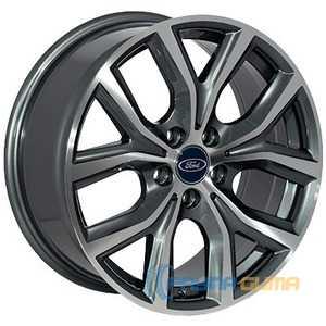 Купить Легковой диск ZF FE129 GMF R17 W7.5 PCD5x108 ET52 DIA63.4