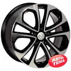 Купить Легковой диск REPLICA HYUNDAI 7688 BP R17 W7.5 PCD5x114.3 ET50 DIA67.1