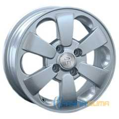 Купить Легковой диск REPLAY KI199 S R14 W5.5 PCD4x100 ET45 DIA54.1
