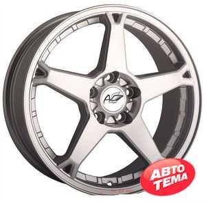 Купить Легковой диск ANGEL Rapide 509 S R15 W6.5 PCD5x108 ET35 DIA67.1
