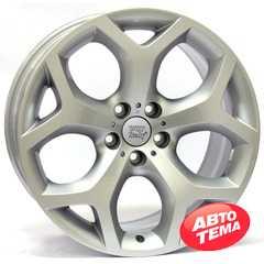 Купить WSP ITALY BMW X5 Hotbird BM67 SILVER W667 R19 W10 PCD5x120 ET21 DIA74.1