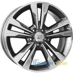 Купить WSP ITALY APOLLO W772 ANTHRACITE POLISHED R17 W7.5 PCD5x112 ET47 DIA66.6