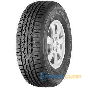 Купить Зимняя шина GENERAL TIRE Snow Grabber 215/70R16 100T (Шип)
