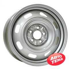 Легковой диск STEEL ARRIVO AR155 Silver -