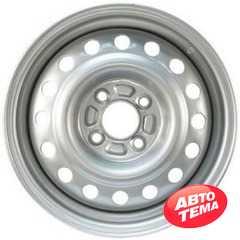 Купить Легковой диск STEEL TREBL 616037 Silver R16 W5.5 PCD6x130 ET51 DIA84