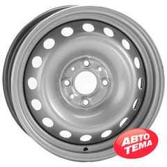 Легковой диск STEEL TREBL 7985T Silver -
