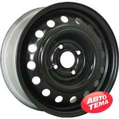 Легковой диск STEEL TREBL 9552T BLACK -