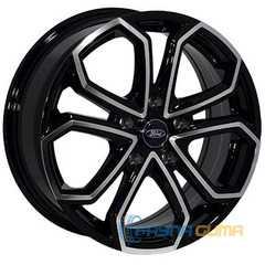 Купить Легковой диск REPLICA FORD FM039 BMF R16 W6.5 PCD5x108 ET50 DIA63.4