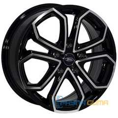Купить Легковой диск ZF FM039 BMF R16 W6.5 PCD5x108 ET50 DIA63.4