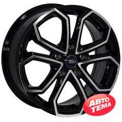 Купить Легковой диск ZF FM039 BMF R16 W6.5 PCD5x114.3 ET48 DIA67.1