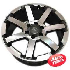 Легковой диск REPLICA TY876 GMF -