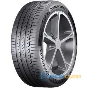 Купить Летняя шина CONTINENTAL PremiumContact 6 255/45R18 99Y