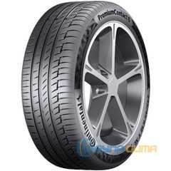 Купить Летняя шина CONTINENTAL PremiumContact 6 235/50R18 97V