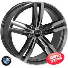 Легковой диск REPLICA BMW BK5327 GP -