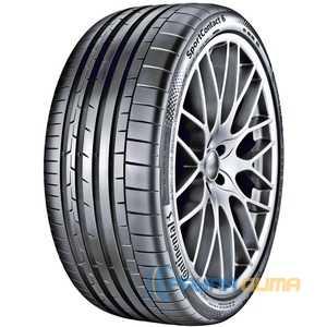 Купить Летняя шина CONTINENTAL SportContact 6 265/45R20 108Y