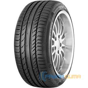 Купить Летняя шина CONTINENTAL ContiSportContact 5 SUV 235/55R19 101V