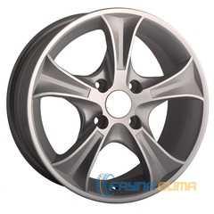Купить Легковой диск ANGEL Luxury 306 SD R13 W5.5 PCD4x100 ET30 DIA67.1
