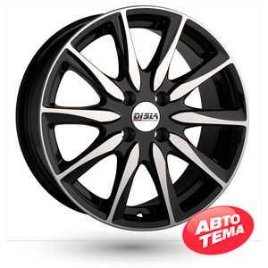 Купить DISLA Raptor 502 BD R15 W6.5 PCD5x108 ET35 DIA67.1