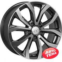 Купить Легковой диск REPLICA MAZDA 7349 MK-P R17 W7 PCD5x114.3 ET40 DIA67.1
