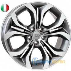 Купить WSP ITALY AURA W674 ANTHRACITE POLISHED R19 W8.5 PCD5x120 ET46 DIA72.6