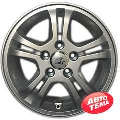 Купить Легковой диск WSP ITALY W2403 SALERNO SILVER R16 W6.5 PCD5x114.3 ET45 DIA64.1